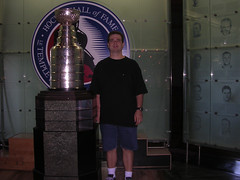Stanley Cup at Hockey Hall of Fame