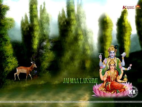 lakshmi wallpaper. free download hindu godess Lakshmi wallpapers by AstrologyMedia