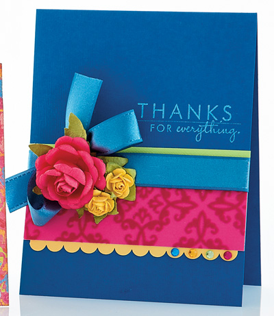 5332216912 963507bff3 o Freebie Friday   Color Inspiration for Card Makers Blog Hop!