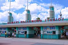 Daily Disney - Disney's Hollywood Studios (Gary Burke.) Tags: travel vacation clouds canon eos rebel orlando florida entrance disney disneyworld fl wdw dslr waltdisneyworld themepark entry frontgate maingate ticketwindow garyburke hollywoodstudios disneyhollywoodstudios klingon65 t1i canoneosrebelt1i