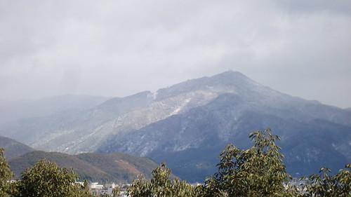 2011/01 比叡山と法の字
