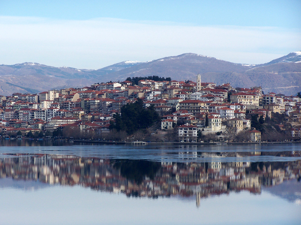 Kastoria Greece  city photo : Kastoria Greece Image