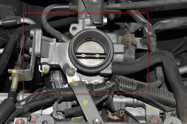 DIY] Cleaning your throttle body | Zerotohundred Forums
