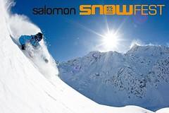 Salomon SNOWfest 2011 – prašanová akce roku