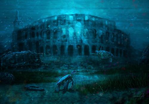 Anfiteatro Flavio, Roma