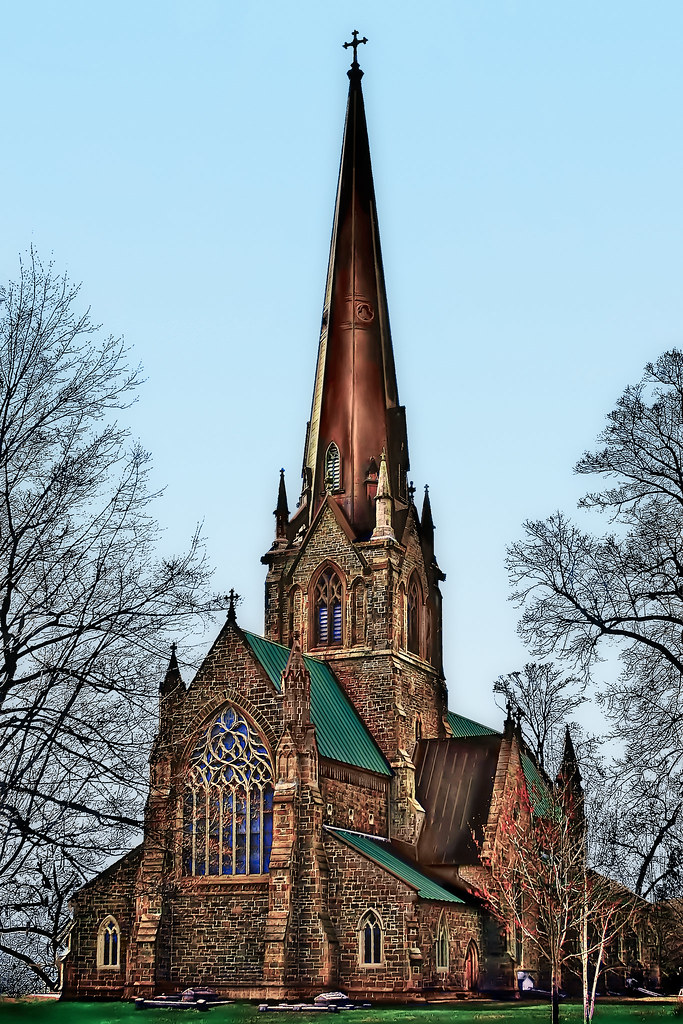 Fredericton Christ Church Cathederal 2011