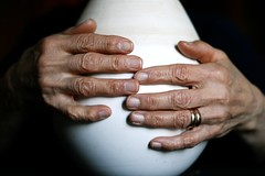 Mother's Hands (.chourmo.) Tags: hands fingers mother mani ring mamma dita anello