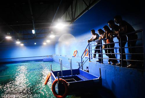 MANILA OCEAN PARK-Aquanaut Voyage