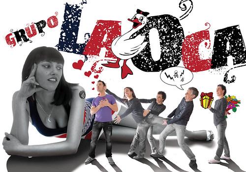 La Oca 2010 - grupo - cartel