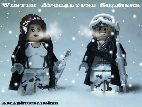Winter Apocalypse Soldiers Updated
