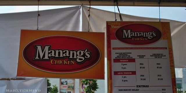 Manang's at Mercato Centrale