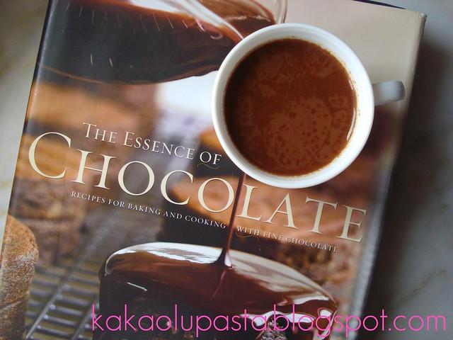 SCHARFFEN BERGER's hot chocolate