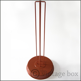 kitchen roll stand