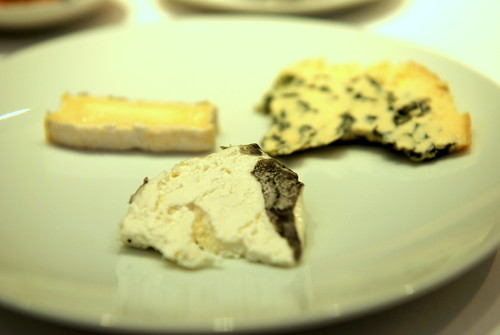 Selection of Farm House Cheeses