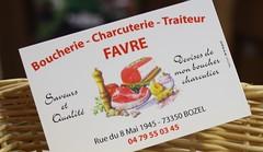 Boucherie Favre
