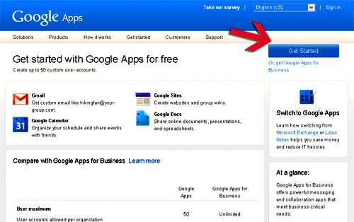 Google Apps - Get Started - blankpixels.com