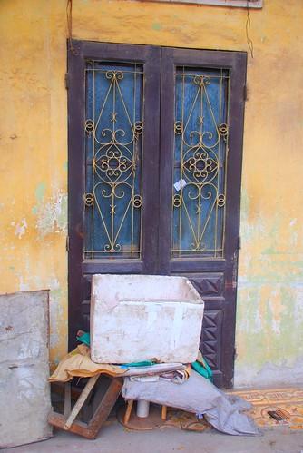 Hanoi door