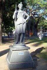 Esttua de Minerva / Minerva Statue (Marcio Cabral de Moura) Tags: brazil statue brasil downtown republic centro ne praa recife minerva pernambuco repblica esttua nordeste squre praadarepblica baob baobah bgtpe