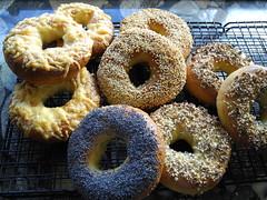 BBA: bagels
