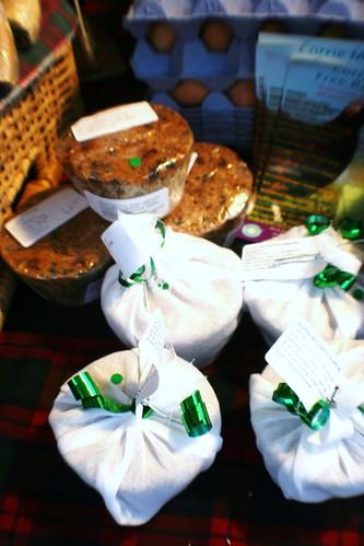 Traditional Clootie Dumplings