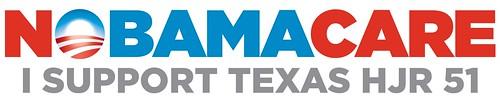 I support Texas HJR 51