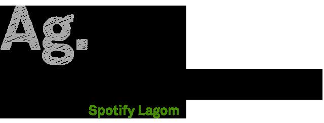 Spotify lagom