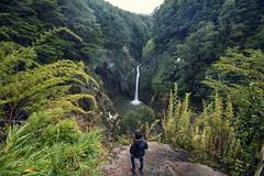 LA CASCADA EN LA ANGOSTURA (Marina Balasini & Juan Montiel) Tags: argentina patagonia cascada water waterfall fall green verda nature explore naturaleza