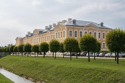 Palacio Rundale. Letonia 1