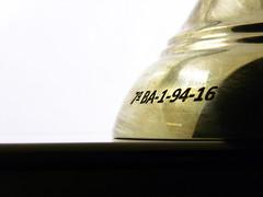 Grabado en campana de latn (www.omellagrabados.com) Tags: grabadodecampanas clochesenlaitongravs sinosdebronzegravados engravinginbrassbells grabado campanas cloches laiton gravs sinos bronze gravados engraving brass bells