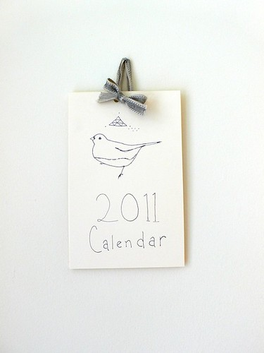 2011 Calendar - Limited Edition - Mai Autumn - Prisms and Birds