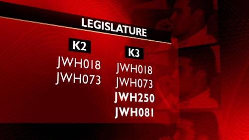 K2 and K3 comparison