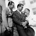 George Raft, Cary Grant and Jack Oakie