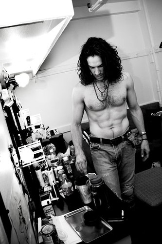 Will Swenson Shirtless