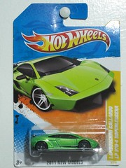 2011 Hotwheels Lamborghini Gallardo Superleggera (Jose Michael S. Herbosa) Tags: