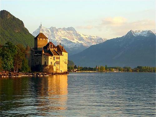 Iconic Scenes - Hotel InterContinental Geneva, Geneve, Switzerland