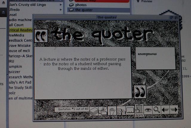 Got HyperCard