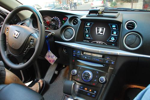 Andre's Luxgen SUV