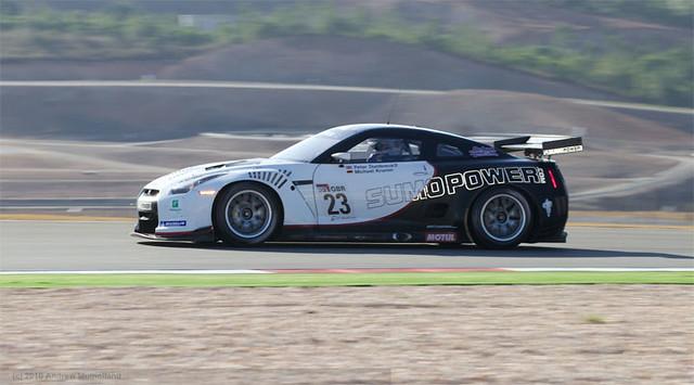 FIA GT1 Nissan #2010 B