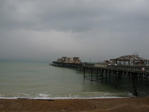 Poor pier