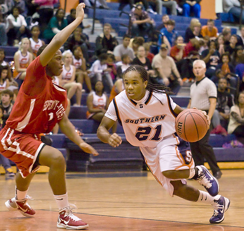 Southern Lee High School vs Seventy-First High School Varsity Basketball