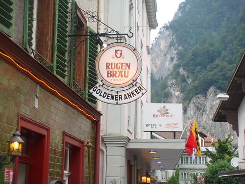 Restaurante Goldener Anker