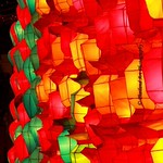 Colorful Lanterns Chiang Mai