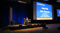 AUGI Presents Wish List for AutoCAD to Autodesk's Amy Bunszel