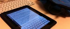 iPadとフレッツ・スポットで考えたコト