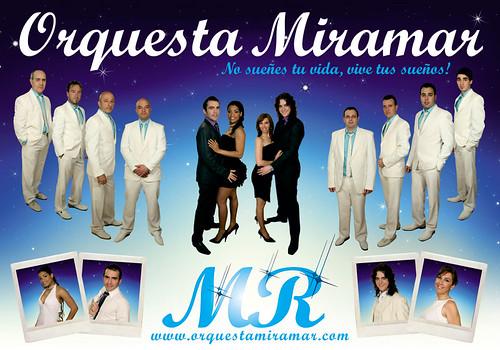 Miramar 2011 - orquesta - cartel