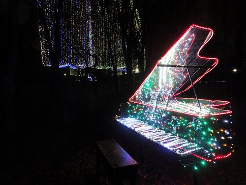 輝きのピアノ。