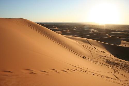 TOP 4 MOROCCO: Erg Chebbi Dunes