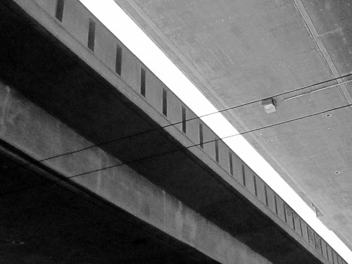 Between Highway Overpasses
