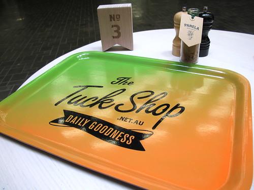 Tuck Shop tray