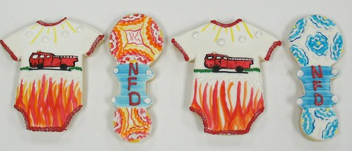 [Image from Flickr]:Fire Engine Onezies